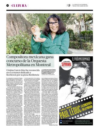 La Jornada (Octubre 2020)