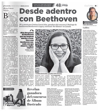 Desde adentro con Beethoven