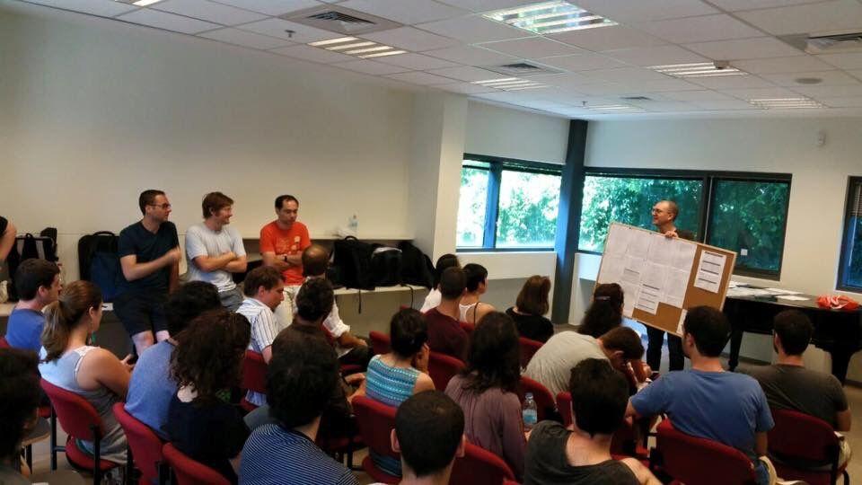 Ensemble Meitar, Tel-Aviv, Israel