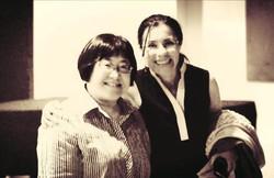 Chen Yi & Cristina García Islas