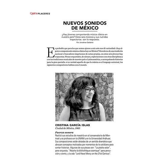 Revista QUIÉN / FEBRERO 2021