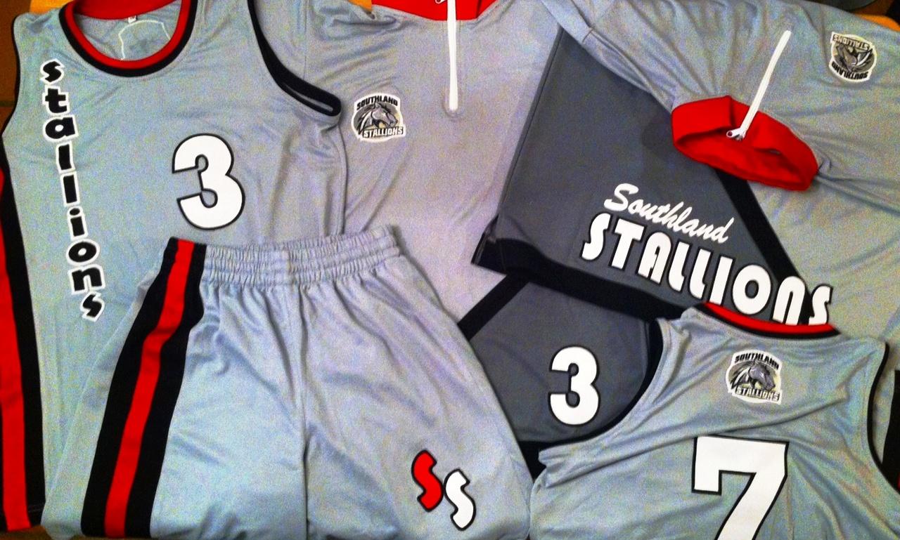 Stallions Basketball