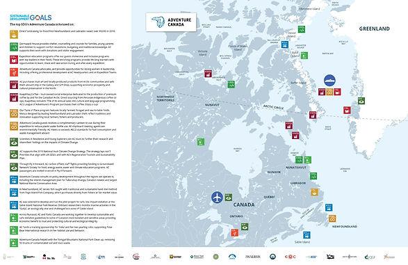 Adventure Canada UN Sustainable Development Goals