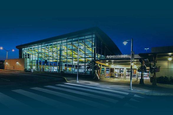 YYJ Victoria International Airport Sustainability Plan 2020 - 2024