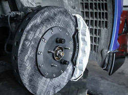 Nissan GT-R Upgrade Carbon brake kit