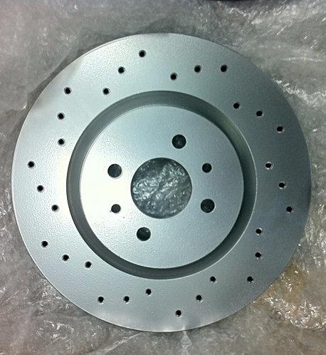 Dischi anteriori 500 1.3 mjet 75cv 240x20mm