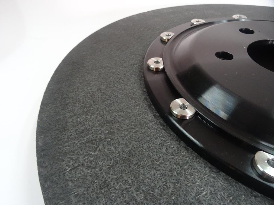 Bentley carbon-ceramic kit