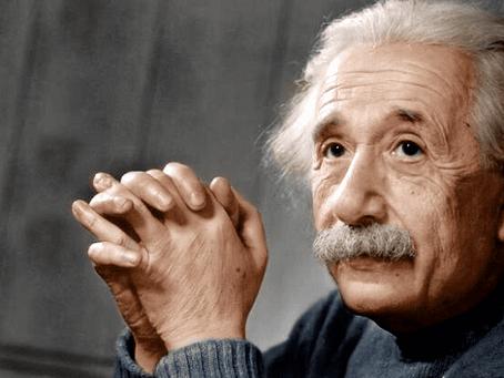 5 gondolat Albert Einsteintől, ami után átértékeled az életedet
