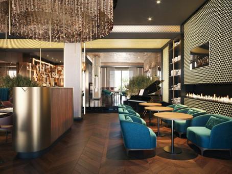 Elegancia és minőség méregzöldben: ilyen lesz Budapest exkluzív szállodája