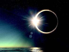 New Moon Solar Eclipse June 10th, 2021