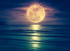 Two Full Moons in October 2020