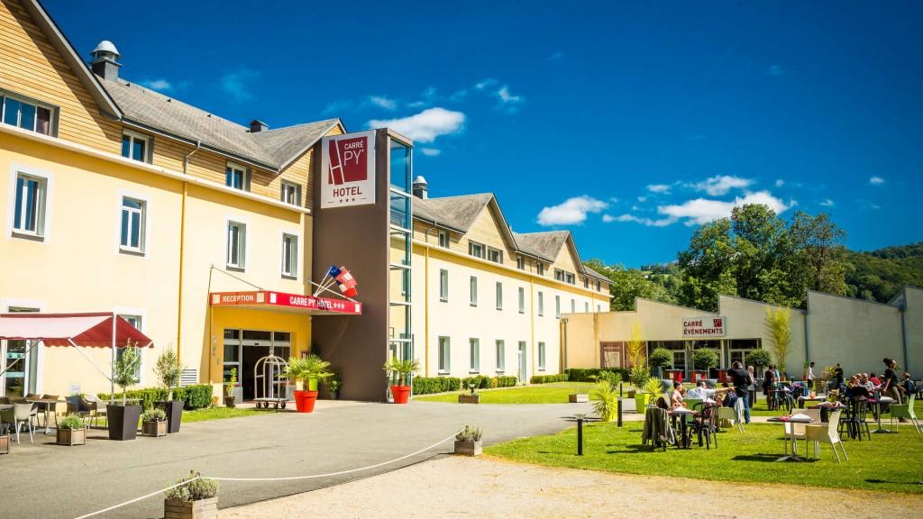 CARRÉ PY' HOTEL