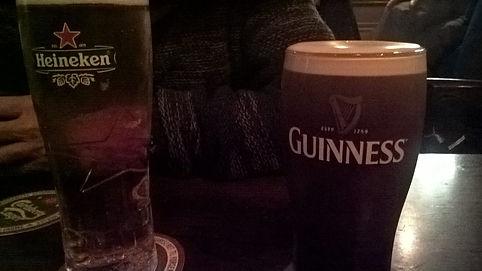Bière Irlandaise