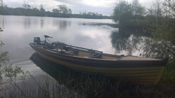 Embarcation typique Irlandaise