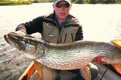 Pêche Brochet en Irlande
