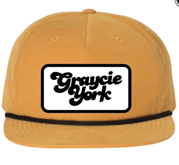 Graycie York Biscuit Hat