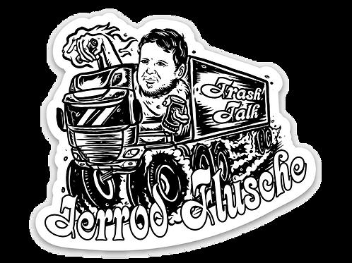 Keep On Truckin' Stickers