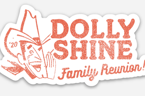 2020 Family Reunion Sticker