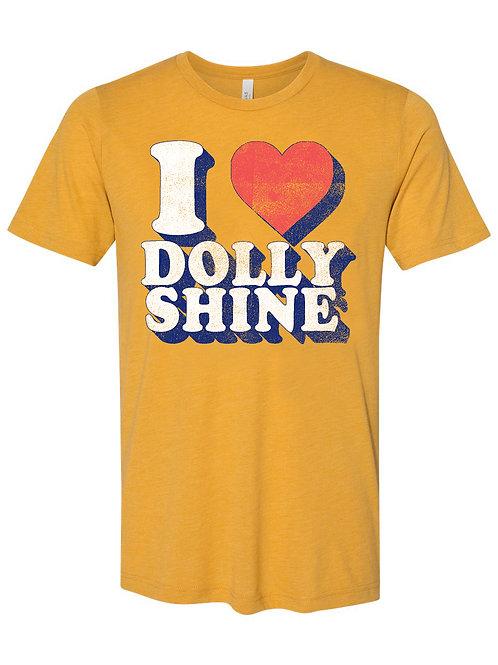 I <3 Dolly Shine Tee