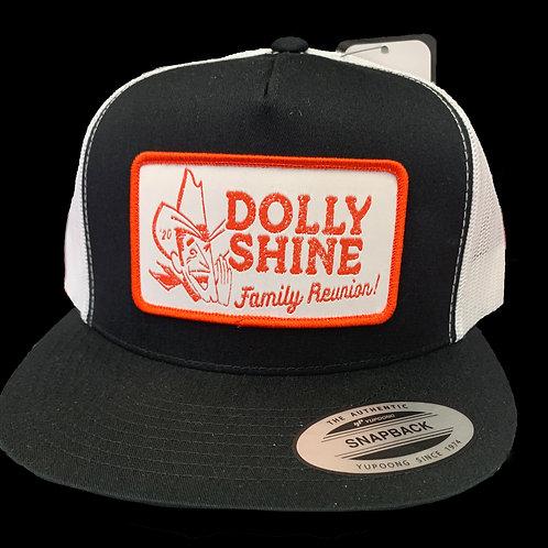 Black 2020 Family Reunion Hat