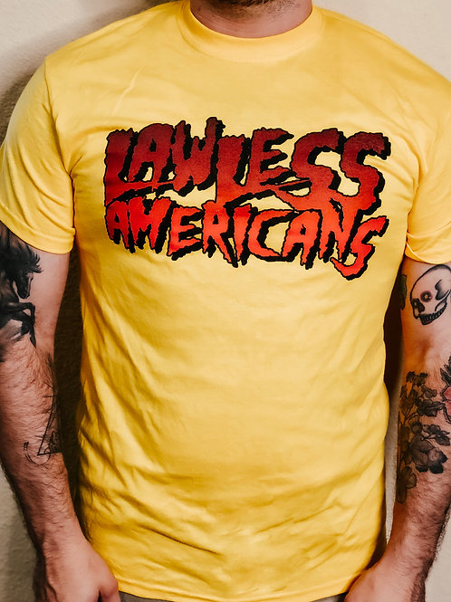 Lawless Americans Tee