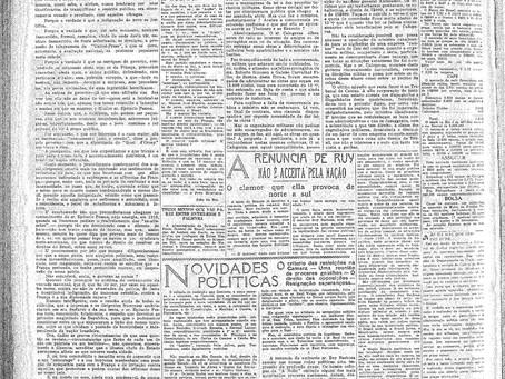 Domingo, 13/03/1921