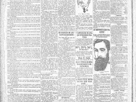 Quinta-feira, 11/11/1920