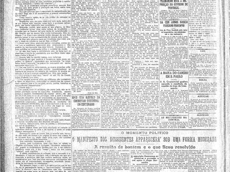 Quinta-feira, 23/06/1921