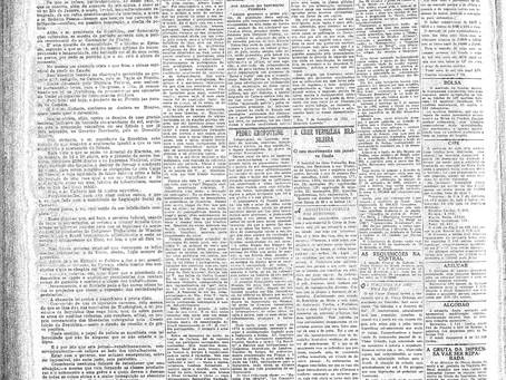 Quinta-feira, 10/02/1921