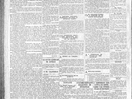 Quinta-feira, 28/04/1921
