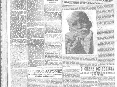 Segunda-feira, 4/10/1920