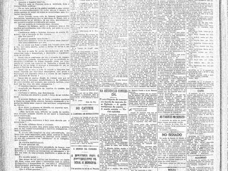 Quarta-feira, 15/12/1920