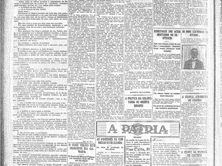 Segunda-feira, 13/06/1921