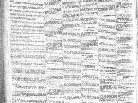 Terça-feira, 15/02/1921