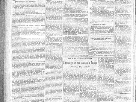 Segunda-feira, 18/04/1921