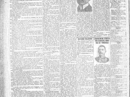 Quinta- feira, 02/12/1920