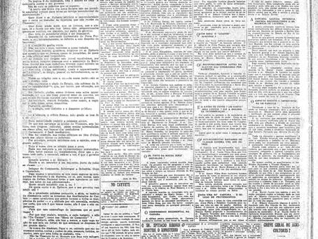 Quarta- feira, 04/05/1921
