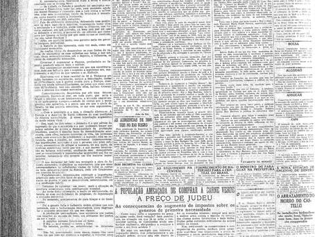 Terça-feira, 22/03/1921