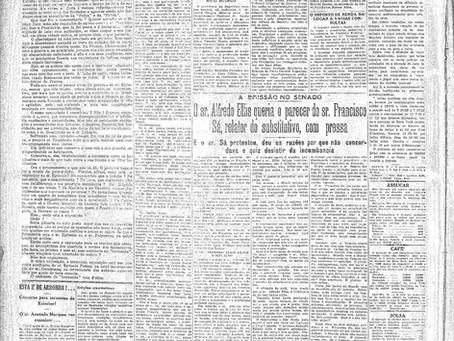 Terça-feira, 19/10/1920