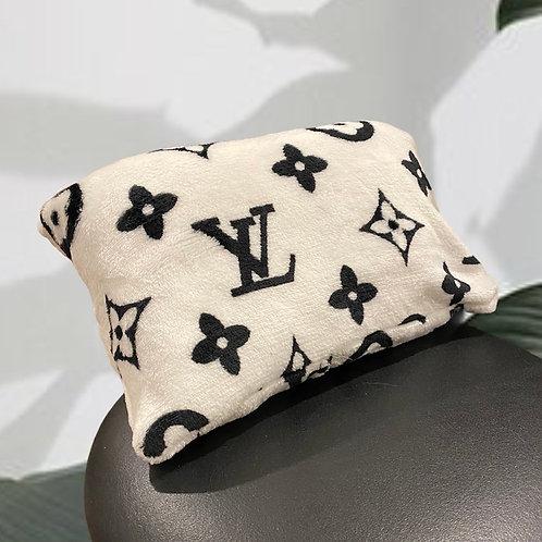 Mini Plush Lux Designer Louis Pillow