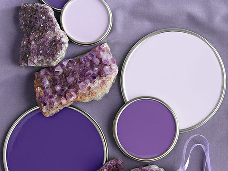 PAINT Colour of the Year!