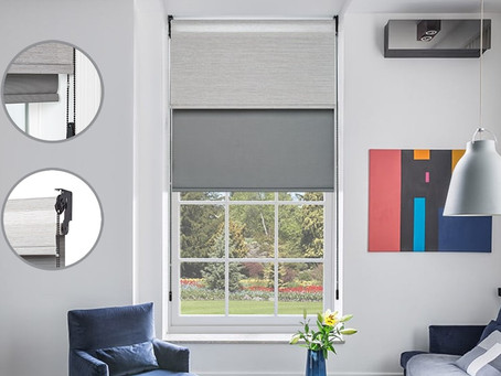 Envision™ Roller and Solar Shades