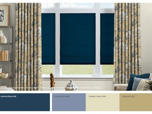 Colour of the Month - SEPTEMBER