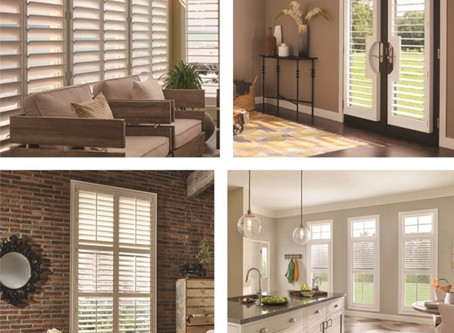 Eclipse® Shutters with UltraSatin™
