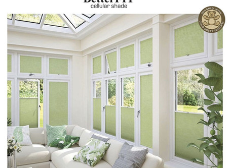 BetterFIT Cellular Shades
