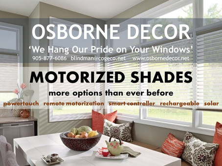 MOTORIZATION for Shades