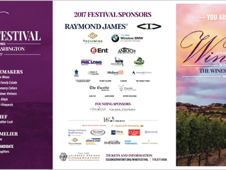The 26th Annual Wine Festival of Colorado Springs, March 2-4
