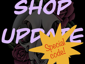 Special Discount Code for October!