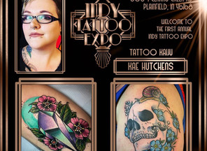 Indy Tattoo Expo June 19-21 2020
