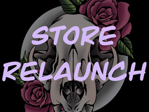 Store Back Online!